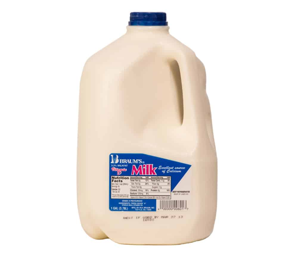 Braums dairy farm jobs