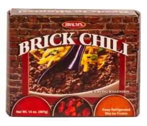 Brick chili recipe