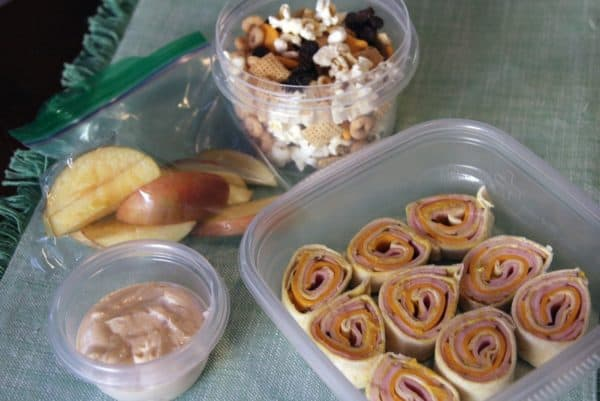 Road Trip Snack made from Braum's Fresh Market Ingredients