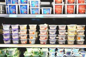 Braum's Greek Yogurt at the Fresh Market