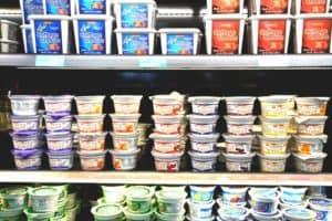 Braum's Greek Yogurt at the Fresh Market