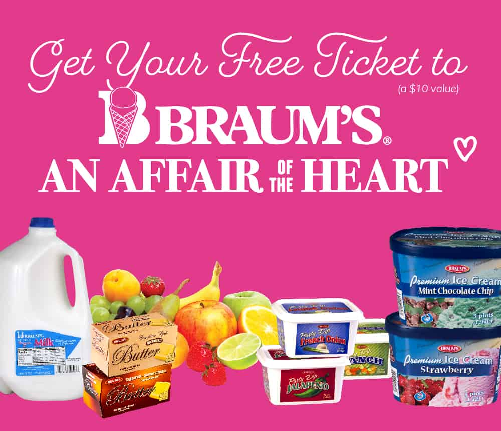 Braum's An Affair of the Heart